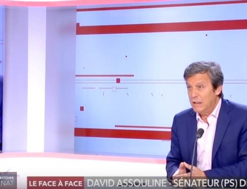 Violences, Européennes, Affaire Benalla, Audiovisuel public : Public Sénat du 18 Mars