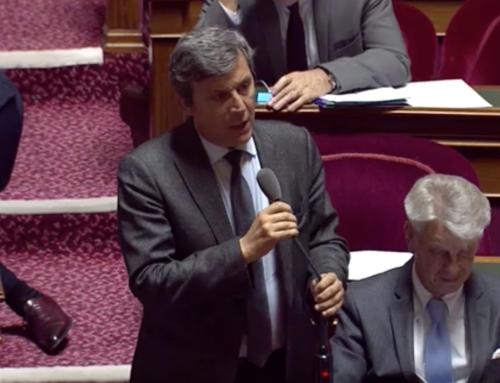 Intervention en Séance Publique au Sénat le 12 Mars : Loi Anticasseur