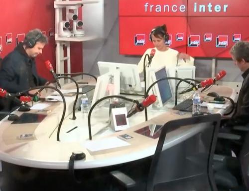 10 mai sur l'Instant M de France Inter Pour parler droits d'auteur pour la presse à l'ère numérique