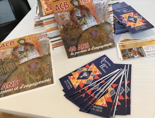 Aux 40 ans de la toujours très jeune et nécessaire Association de Culture Berbère (ACB)