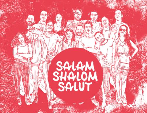 Lancement de la 2ème édition de « Salam, Shalom, Salut » le 30 octobre
