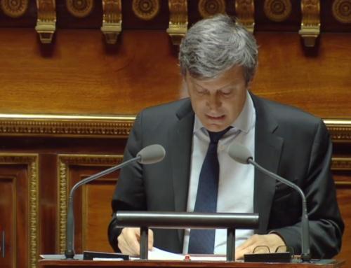 Vidéo.5 Décembre, Mon intervention au Sénat sur le budget de l'audiovisuel public