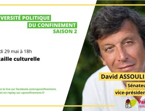 29/05 (Vidéo) Retrouvez ma conférence sur le thème « la bataille culturelle » pour l'université politique du confinement du @PS_Paris!