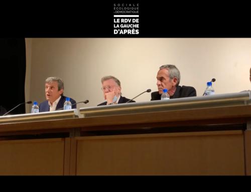 28/08 Université du PSà Blois, retour en vidéo sur l'atelier «Gauche d'Après : Quel service public de la culture ?»