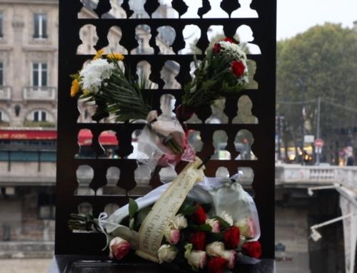 Cérémonie de commémoration en hommage aux victimes de la répression sanglante de la manifestation d'Algérien-n-nes du 17 Octobre 1961 (17/10)