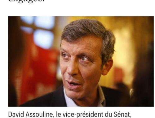 Polémique Zemmour : «Cette fois-ci, les limites sont dépassées», selon le vice-président du Sénat