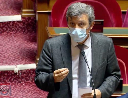 Ma question au Secrétaire d'État chargé du Numérique lors du débat à propos des contenus haineux sur internet (19/11)