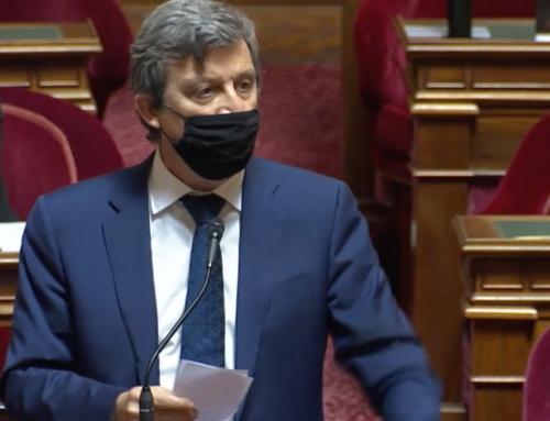 Défense de mon amendement visant à augmenter la contribution à l'audiovisuel public (25/11)