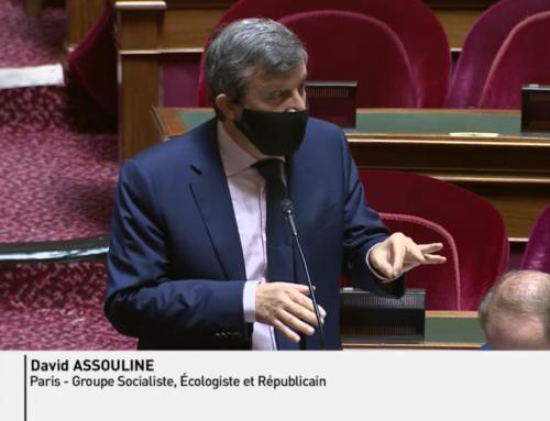 Défense de mon amendement visant à descendre le plancher du Crédit d'impôt pour les documentaires de 2000€ minute à 1500€ pour le budget 2021
